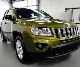 USED 2012 JEEP COMPASS SPORT,DEALER MAINTAIN,LOW KM,0 CLAIM