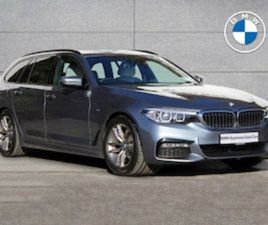 BMW 5 SERIES 520D M SPORT TOURING FOR SALE IN CORK FOR €38900 ON DONEDEAL