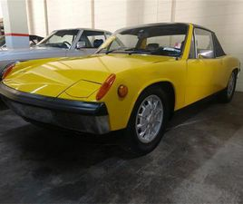FOR SALE: 1970 PORSCHE 914 IN LAKELAND, FLORIDA