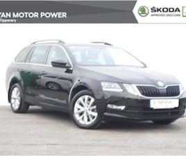 SKODA OCTAVIA C SOL 1.6TDI 115HP 4DR FOR SALE IN TIPPERARY FOR €26300 ON DONEDEAL