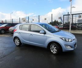 HYUNDAI I20 STYLE CVVT FOR SALE IN LIMERICK FOR €10,500 ON DONEDEAL