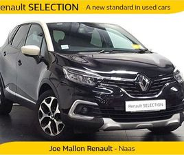 RENAULT CAPTUR GT LINE DCI 90 MY18 4DR FOR SALE IN KILDARE FOR €21,453 ON DONEDEAL