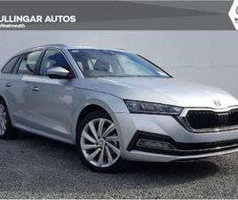 SKODA OCTAVIA NEW MODEL - STYLE COMBI 2.0TDI FOR SALE IN WESTMEATH FOR €33,990 ON DONEDEAL