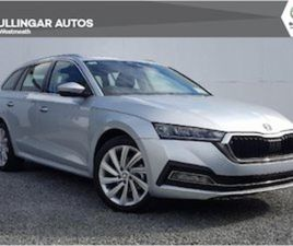 SKODA OCTAVIA NEW MODEL - STYLE COMBI 2.0TDI FOR SALE IN WESTMEATH FOR €33990 ON DONEDEAL