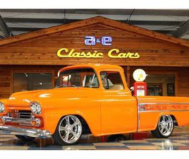 FOR SALE: 1958 CHEVROLET 3100 IN NEW BRAUNFELS, TEXAS