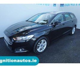 FORD MONDEO ESTATE 1.5 TDCI NATIONWIDE DELIVERY FOR SALE IN DUBLIN FOR €12995 ON DONEDEAL