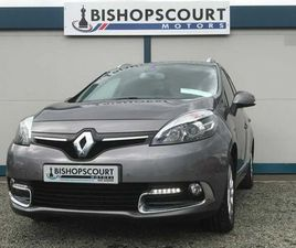RENAULT SCENIC, 2016 FOR SALE IN KILDARE FOR €15,750 ON DONEDEAL