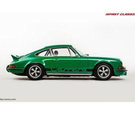 PORSCHE 911 2.7 RS EVOCATION // '73 911 T // GENUINE 2.7 RS ENGINE + GEARBOX // FIA CERTIF