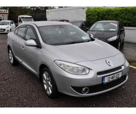 RENAULT FLUENCE 1.5 DCI 90 TOMTOM ED FOR SALE IN KERRY FOR €6,750 ON DONEDEAL