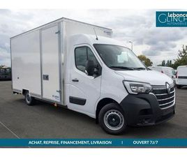 RENAULT MASTER PC L3H2 3500 20M³ 2.3 DCI 145 CH...