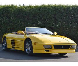 FOR SALE: 1994 FERRARI 348 SPIDER IN COSTA MESA, CALIFORNIA