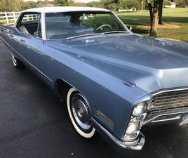 FOR SALE: 1967 CADILLAC SEDAN DEVILLE IN PICKERINGTON, OHIO