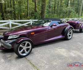 FOR SALE: 1999 PLYMOUTH PROWLER IN HIRAM, GEORGIA