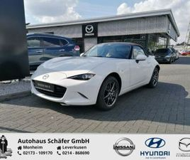 MAZDA MX-5 ROADSTER SELECTION 132PS 6GS DES-P ACT-P LE
