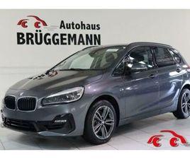BMW 218 ACTIVE TOURER SPORT LINE NAVI LED-SCHEINWERF