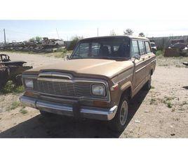FOR SALE: 1979 JEEP WAGONEER IN PHOENIX, ARIZONA