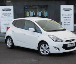 HYUNDAI IX20 DELUXE 1.4 DIESEL 103 000 KMS FOR SALE IN OFFALY FOR €11750 ON DONEDEAL