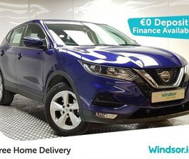 NISSAN QASHQAI ACENTA DIG-T 115 START/STOP FOR SALE IN DUBLIN FOR €19,995 ON DONEDEAL