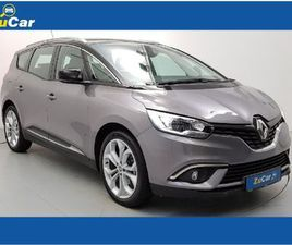RENAULT GRAND SCENIC 7 SEATER ICONIC BLUE DCI 120 FOR SALE IN CORK FOR €24,900 ON DONEDEAL