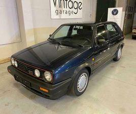 VW GOLF GTI 16V, MK2, 45000KM !!!