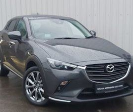 MAZDA CX-3 1.8D SPORT NAV PLUS FOR SALE IN TYRONE FOR £16995 ON DONEDEAL