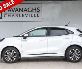 FORD PUMA ST-LINE 1.0T 125PS MHEV FOR SALE IN CORK FOR €24,495 ON DONEDEAL