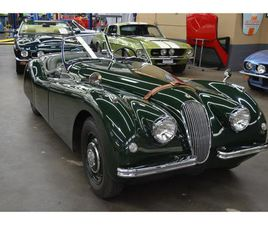 FOR SALE: 1951 JAGUAR XK120 IN HUNTINGTON STATION, NEW YORK