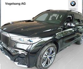 >BMW X7 XDRIVE 30D STEPTRONIC