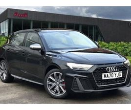 SPORTBACK S LINE COMPETITION 40 TFSI 200 PS S TRONIC HATCHBACK 2020
