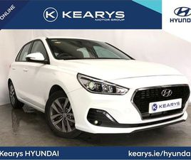 HYUNDAI I30 SE NAV T-GDI 140 BLUE DRIVE ISG START FOR SALE IN CORK FOR €20,787 ON DONEDEAL