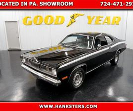 FOR SALE: 1972 PLYMOUTH DUSTER IN HOMER CITY, PENNSYLVANIA