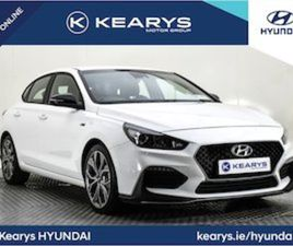 HYUNDAI I30 FASTBACK N LINE T-GDI (FULLY SANITIZE FOR SALE IN CORK FOR €23797 ON DONEDEAL
