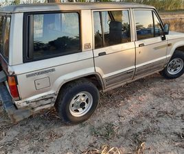 ISUZU - TROOPER 2.8 TDI 4X4