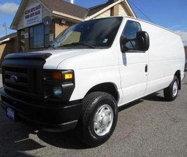 USED 2014 FORD E-250 E 250 CARGO 4.6L V8 A/'C CRUISE TILT ONLY 109,000K