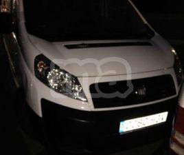 FIAT - SCUDO 1.6 MJT 90CV H1 12 COMFORT LARGO EURO 5