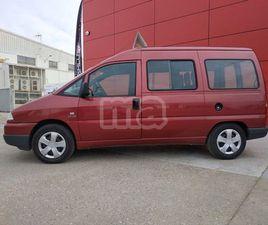FIAT - SCUDO 2.0 JTD 94CV 8 PLAZAS