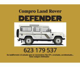 LAND-ROVER - DEFENDER