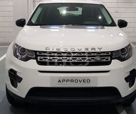 LAND-ROVER - DISCOVERY SPORT 2.0L ED4 110KW 150CV 4X2 PURE