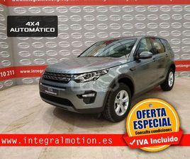 LAND-ROVER - DISCOVERY SPORT 2.0L TD4 150CV AUTO. 4X4 SE