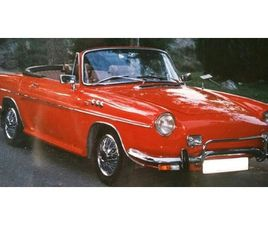 RENAULT - CARAVELLE