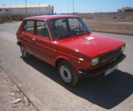 SEAT - 127 CL