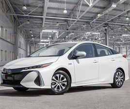 TOYOTA PRIUS PRIME 2021 UPGRADE AUTO