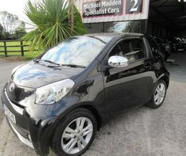 TOYOTA IQ 1.33 VVT-I IQ3 FOR SALE IN KILKENNY FOR €7,950 ON DONEDEAL