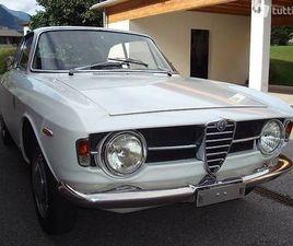 ALFA ROMEO GT JUNIOR 1300 SCALINO