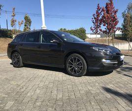 RENAULT LAGUNA BREAK 1.5 DCI BLACK EDITION A GASÓLEO NA AUTO COMPRA E VENDA