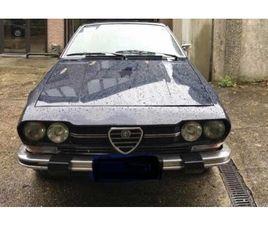 ALFA ROMEO ALFETTA 1ª SERIE - GTV 2000