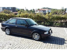 FORD - ESCORT XR3I