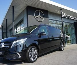 MERCEDES-BENZ V-CLASS ALL NEW 250D --AVANTGARDE- FOR SALE IN DUBLIN FOR €88,950 ON DONEDEA