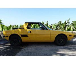 FIAT - X 1/9 BERTONE