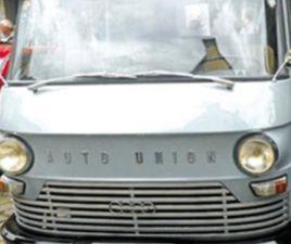 AUTO UNIÓN - DKW F 1000L